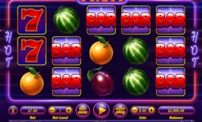 Some fruit slot machine game